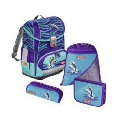 Sbs Light 2 Zestaw Szkolny 4 Częściowy Happy Dolphins