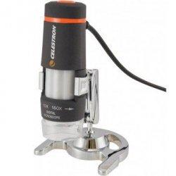 Ręczny mikroskop cyfrowy Celestron Deluxe