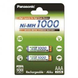 Akumulator Ni-Mh High Capacity, rozmiar AAA, min. 930 mAh, 2 szt.