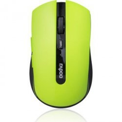 7200p 5g wireless notebook mouse green