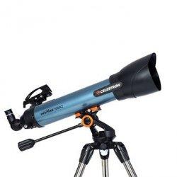 Celestron teleskop inspire 100mm az refractor