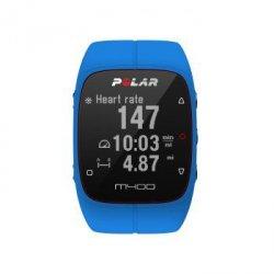 M400 niebieski zegarek sportowy