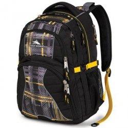 Plecak Samsonite swerve do notebooka 16,4'' czarny/żółty