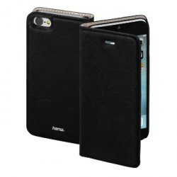 guard case booklet gsm dla dla apple iphone 7, czarny