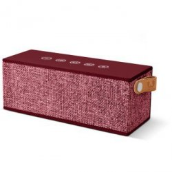 Fresh 'n rebel głośnik bluetooth rockbox brick fabriq edition ruby