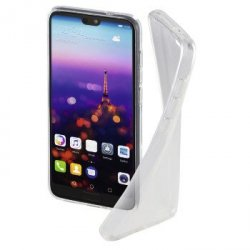 crystal clear cover for huawei p20, transparent