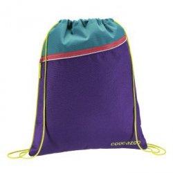 Coocazoo worek na buty rocketpocket ii, kolor: holiman