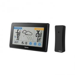 Weather station touch