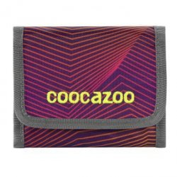 Portfel dziecięcy CashDash 2 SonicLights Purple - Coocazoo