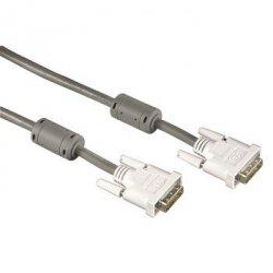 Hama kabel dvi digital dual link 1,8m + gratis