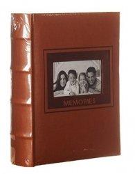 Album ekoskóra Memories szyty 10x15 na 300 zdjęć z opisem