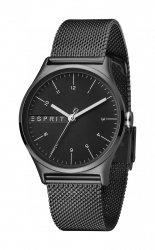 Damski zegarek Esprit ES Essential Black Mesh - L ES1L034M0095