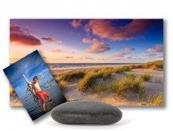 Foto plakat HD 100x100 cm - powiększenie foto mat