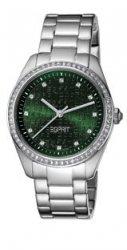 Stylowy zegarek esprit mila green es102722012 i fotoksiążka gratis