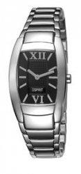Stylowy zegarek esprit romain silver black es103282006 i fotoksiążka gratis