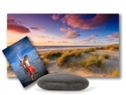 Foto plakat HD 60x110 cm - powiększenie foto mat