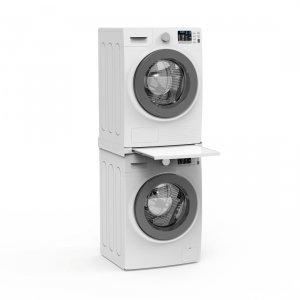 Łącznik Smart do pralek/suszarek z wysuwaną płytą - Xavax