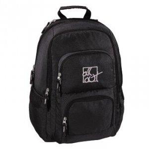 Plecak szkolny Louth Deep Black - All Out Hama