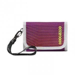 Portfel dziecięcy AnyPenny Soniclights Purple - Coocazoo