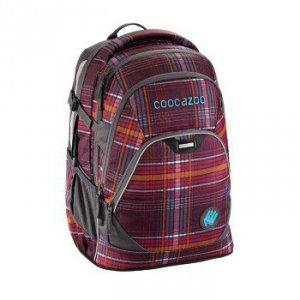 Plecak szkolny Evverclevver 2 Walk The Line Purple - Coocazoo