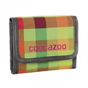 Portfel dziecięcy CashDash 2 Hip To Be Square Green - Coocazoo