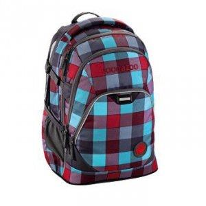Plecak szkolny EvverClevver 2 Pink District - Coocazoo