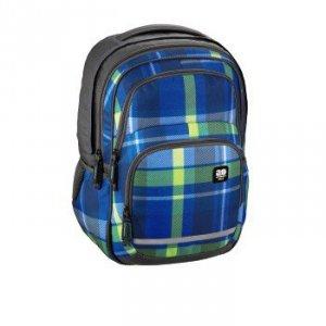 Plecak szkolny Blaby Woody Blue - All Out Hama