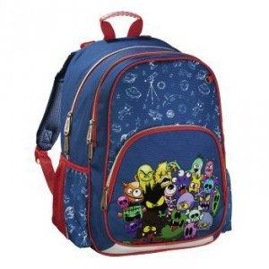 Plecak szkolny Monster - Hama