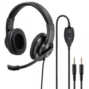 Słuchawki multimedialne HS-P300 - Hama