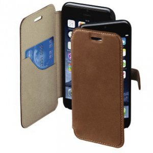 prime line futerał gsm dla apple iphone 6/6s, brązowy