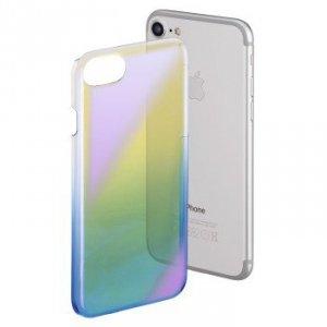 Etui do iPhone 7 Mirror żółto-niebieskie - Hama