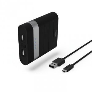 Power pack soft touch, 10400mah,