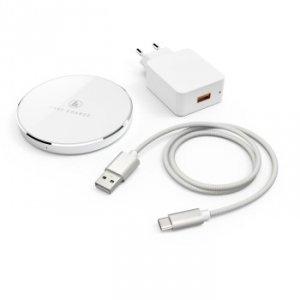 Indukcyjna ładowarka FC-7 7,5iP 10W + ładowanie iPhone 7.5W - Hama