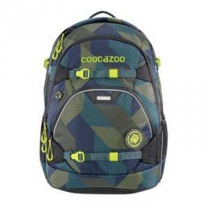 Plecak szkolny Scalerale Polygon Bricks - Coocazoo