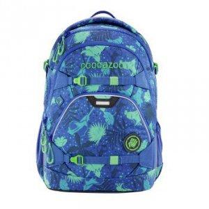 Plecak szkolny Scalerale Tropical Blue - Coocazoo