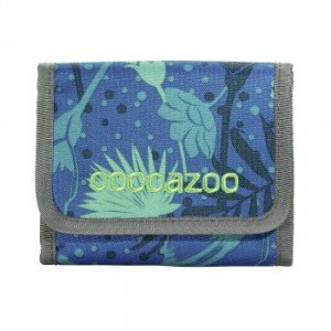 Portfel dziecięcy CashDash 2 Tropical Blue - Coocazoo