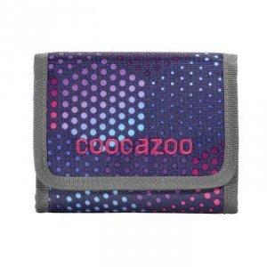 Portfel dziecięcy CashDash 2 Purple Illusion - Coocazoo