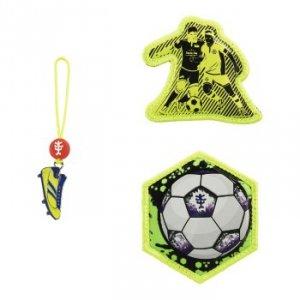 Zestaw elementów wymiennych Magic Mags Funy Soccer do tornistra - Step by Step Hama