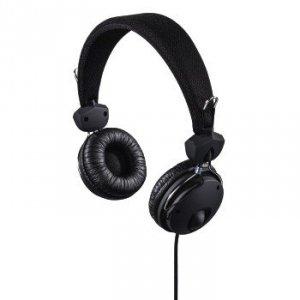 Słuchawki nauszne Fun4phone czarne - Hama