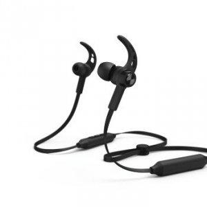 Słuchawki douszne Bluetooth Connect Balance czarne - Hama