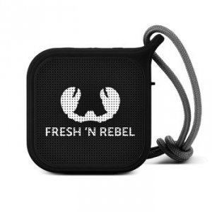 Głośnik Bluetooth Rockbox Pebble czarny - Fresh'n Rebel