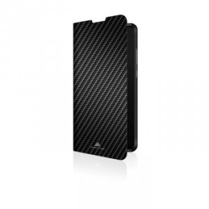 Etui do Huawei P Smart 2019 Flex-Carbon czarne - Black Rock