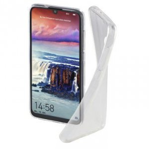 Etui do Huawei P Smart 2019 Crystal Clear przeźroczyste - Hama