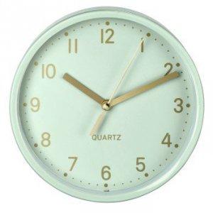 Zegar stołowy Golden - Miętowy