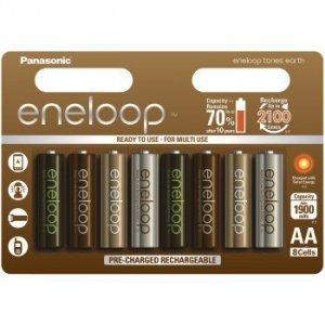 Eneloop akumulator aa wersja limitowana earth 8 szt.