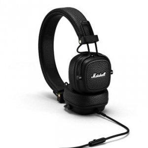Słuchawki nauszne Major III czarne - Marshall