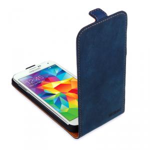 SKINK Flap Etui Samsung Galaxy A3 granatowe