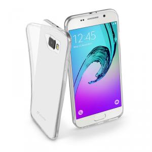 CELLULAR LINE Fine Etui Samsung Galaxy A3 2016 transparentne