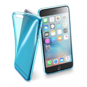 CELLULAR LINE Fluo Etui iPhone 6S/6 Plus niebieskie