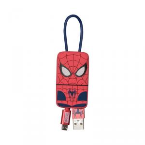 TRIBE Marvel Kabel lightning MFi Keyline 22 cm Spiderman